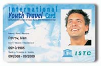 IYTC – International Youth Travel Card